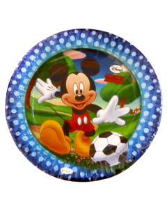 Mickey Mouse Paper Plates Big