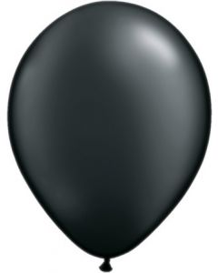 Black Latex Balloon (Pack of 50)