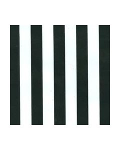 black & white stripes wrapping paper