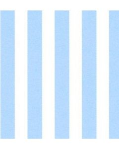 blue & white stripes wrapping paper