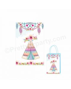 Boho Theme Khoi Bag / Pinata