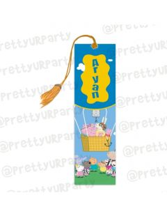 Peppa Pig inspired Bookmarks