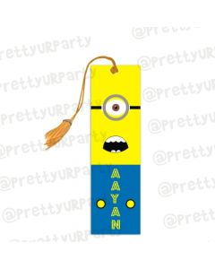 Despicable Me Minions Bookmarks