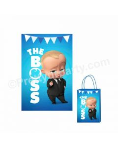 Boss Baby Theme Khoi Bag / Pinata