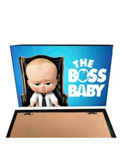 Boss Baby Theme Pinboard