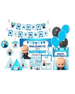 Boss Baby Party Decorations