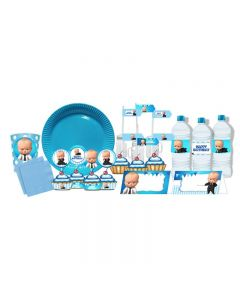 Boss Baby Tableware Package