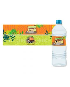 Jungle Book Bottle Labels