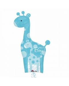 anagram superfoil its a boy giraffe balloon