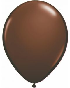 Brown Latex Balloon (Pack of 50)