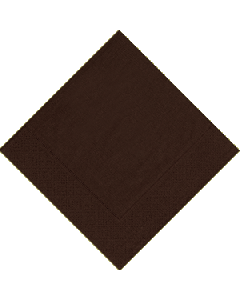 Plain Brown Paper Napkins