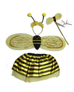 Bumble Bee Wings Costume