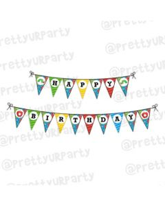The Hungry Caterpillar Bunting