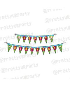 Ben and Holly's Little Kingdom Bunting