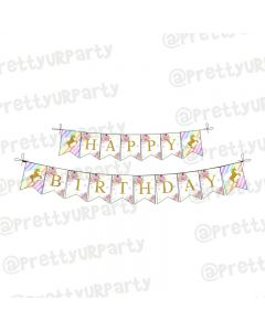 Unicorn Theme Bunting