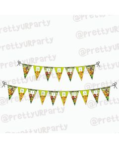 Lion King Theme Bunting