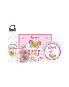 Personalised Butterfly Combo