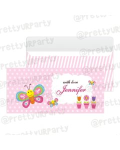 Butterfly Money Envelopes