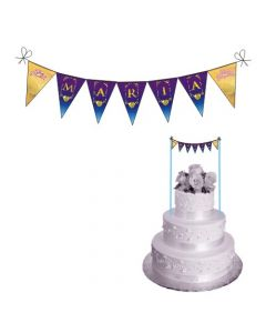 Belle Cake Bunting
