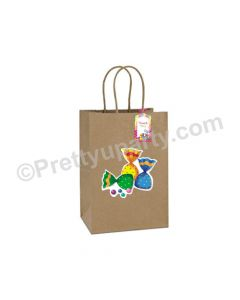 Candy Shoppe Gift Bags- Pack of 10