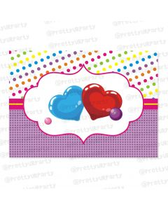 Candy Shoppe Table Mats