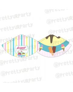 Ice Cream Theme Hats