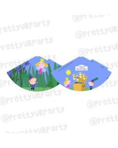 Ben and Holly's Little Kingdom Hats