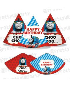 Thomas the Train Theme Hats