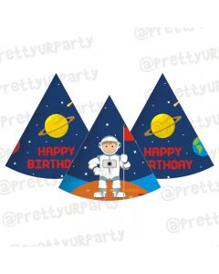 Space Theme Hats