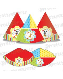 Mickey Mouse Clubhouse Inspired Hats