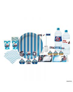 Disney Captain America Tableware Package