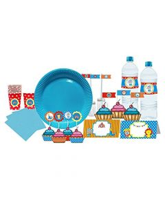 Carnival Tableware Package