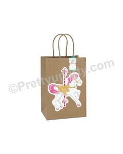 Carousel Gift Bags - Pack of 10