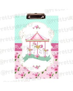 Personalised Carousel Clipboards