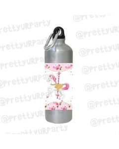 Personalised Carousel Water Bottles