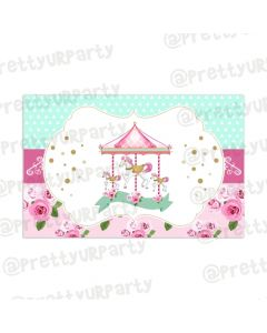 Carousel Table Mats