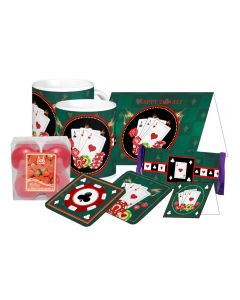 Poker Theme Diwali Gift Hamper