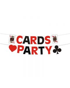 Handcrafted Cards Party Theme Bunting