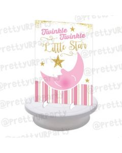 Twinkle Girl Centerpieces
