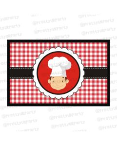 Little Chef Table Mats