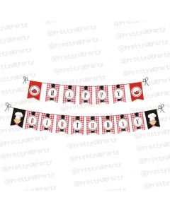 Little Chef Bunting