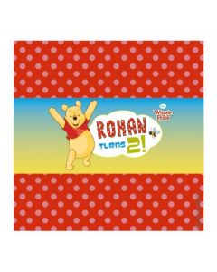 Winnie The Pooh Chocolate Wrappers