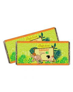 Jungle Book Chocolate Wrappers