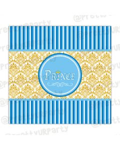 Prince Theme Chocolate Wrappers