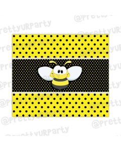 Bumble bee Chocolate Wrappers