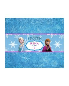 Frozen Chocolate Wrappers
