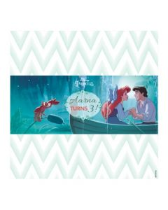 Ariel the Mermaid Chocolate Wrappers