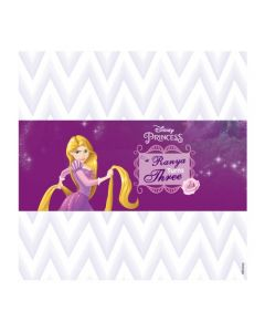 Tangled / Rapunzel Chocolate Wrappers