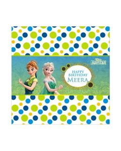 Frozen Fever Chocolate Wrappers