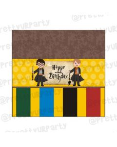 Harry Potter Chocolate Wrappers
